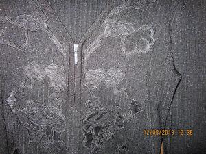 Spanner Black Sweater Kitchener / Waterloo Kitchener Area image 2
