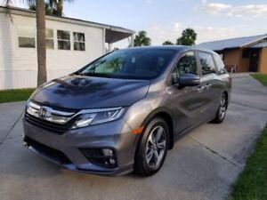 Honda Odyssey EX RES 2018 , 19900km.