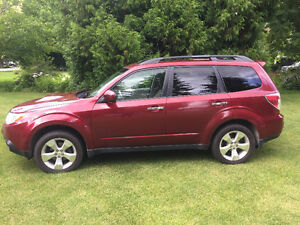 2009 Subaru Forester XT Limited Wagon