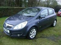 Vauxhall/Opel Corsa 1.4i 16v ( a/c ) 2008MY Design WITH NO. PLATE