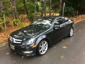 2013 Mercedes-Benz C-Class C 350 Coupe (2 door)