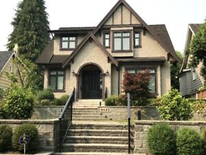 7 Bedroom New House in Prime Kerrisdale