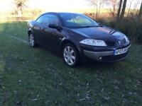 2007 Renault Megane Convertible 1.5d FMDSH, NEW DMF AND CLUTCH JUST FITTED 1 OWN