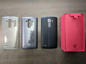 Smartphone Android LG G4 32GB, 16 Mpx camera; in as new shape