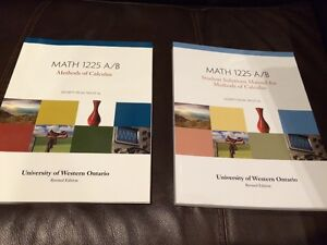 UWO 1st Year Textbooks For Sale London Ontario image 4