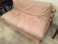 Futon; double, like new for $75 OBO
