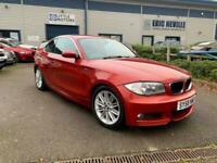 BMW 1 Series 2.0 120d M Sport 2dr Coupe - 3M Warranty & Breakdown Incl