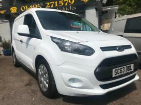 2014 63 Ford Transit Connect 1.6TDCi ( 95PS ) 200 L1 / NEW SHAPE / FSH / 1 OWNER