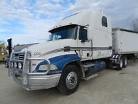 2001 MACK Vision CX613 Hwy Tractor with Sleeper N11 Eaton Trans