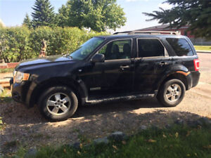 2008 Ford Escape Leather SUV, Crossover