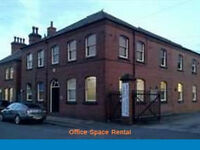 Fully Furnished - ( CURZON STREET -DE14) Office Space to Let in Burton Upon Trent