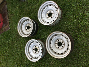 73-87 Chevy rally rims