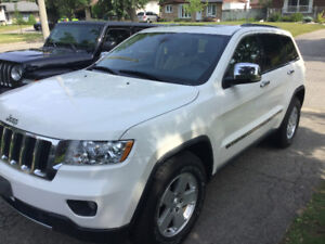 REDUCED<<<<<<<<<<<Jeep Grand Cherokee Limited 3.6L White