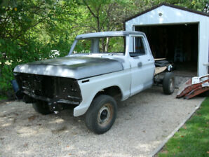 74 Ford F150 For Sale
