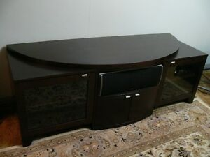 Large flat screen tv stand