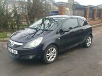 Vauxhall Corsa 1.2i 16v SXi, Air Con, Alloys CD, PAS, ABS, Mot'd