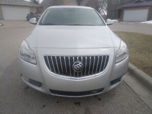 2011 Buick Regal 2.2 Turbo CXL (Flex fuel)