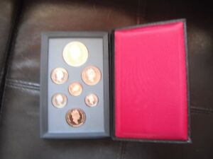 Coins - Four Double Dollar Proof Sets 1989, '90, '94 and '95