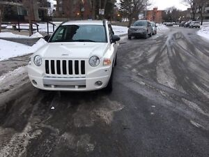 2008 Jeep Compass limited edition