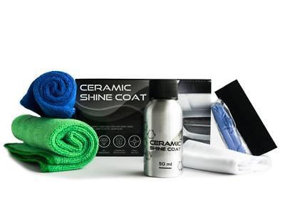 Nano Coating Car Body Protection Ceramic Shine Coat For Car Paint Long Lasting