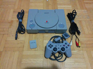 Playstation 1 Console for Sale
