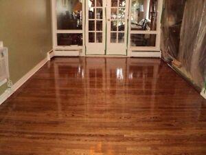 Brian's hardwood floor refinishing & sanding London Ontario image 8