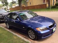 Well maintained '07  3- series - 10,500