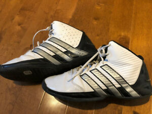 Adidas Basketball Shoes, Men Size 11