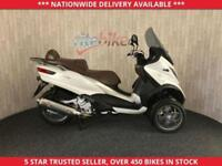 PIAGGIO MP3 PIAGGIO BUSINESS ABS MODEL LOW MLS 12 MONTH MOT 2015 15