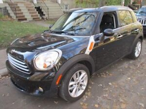 2013 Mini Countryman Cooper MORE PICTURES COMING SOON!