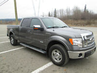 2012 Ford F-150 Lariat Pickup Truck Fully loaded 3.5l Eco-Boost