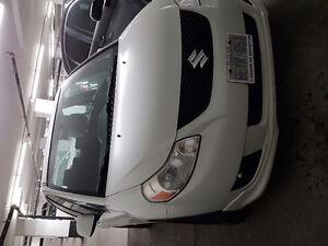 2009 Suzuki SX4 Sedan