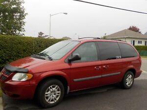 2007 Dodge Grand Caravan se Fourgonnette, fourgon