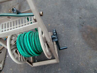 1 hose with roller asking 45$ 450-628-4656 514-803-4656