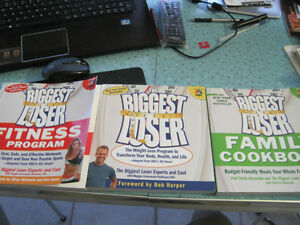 The Biggest Loser Health Series Books