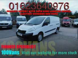 Peugeot Expert 1.6HDi 90 ( EU5 ) LWB L2 H1 F/S/H 1 OWNER FINANCE ARRANGED