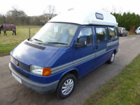 VW T4 Premier Plastics - Petrol - L.P.G - Automatic - High Top