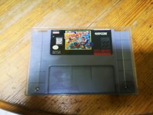 Mega Man X3 SNES **9/10 Quality** Authentic
