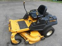 Cub Cadet RZT Zero Turn Mower