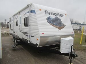 2012 Heartland Prowler 27P BHS Travel Trailer **BUNK MODEL**