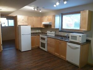 Beautiful 2 Bedroom basement suite available to rent immediately