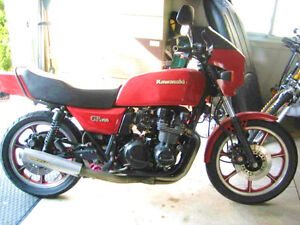 Classic Japanese Motorcycle of the 1970s and 1980s Sarnia Sarnia Area image 2