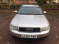 Audi A4 AVANT 1.9 TDI 5dr HPI CLEAR+6 MONTHS WARRANTY