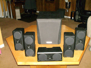 Kenwood Surround Sound Speakers