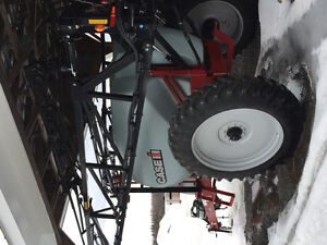 Case IH precision sprayer