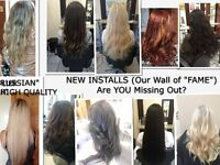 HAIR EXTENSIONS*10A RUSSIAN FUSION-OUR HAIR IS UNLIKE ANYONES