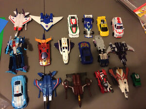 Large Lot of Transformers
