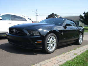 "2014 Mustang Convertible ""Low Miles"" !!!"
