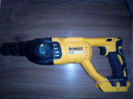 Dewalt 18v XR Brushless SDS Drill