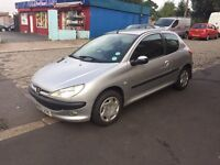 Peugeot 206 Very cheap to run great first car